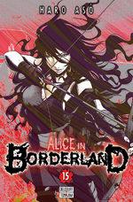 Alice in Borderland # 15
