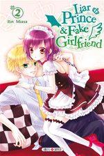 Liar Prince & Fake Girlfriend 2 Manga