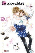 Inséparables 12 Manga