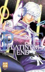 couverture, jaquette Platinum End 3