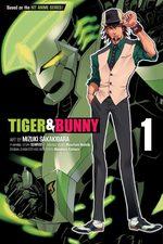 Tiger & Bunny 1