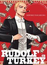 Rudolf Turkey 5 Manga