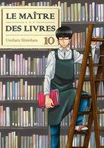 Le maître des livres 10