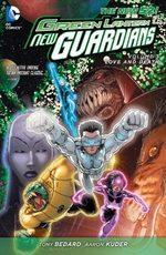 Green Lantern - New Guardians 3