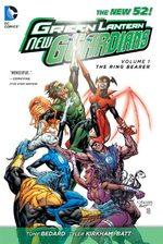 Green Lantern - New Guardians 1