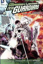 Green Lantern - New Guardians 4