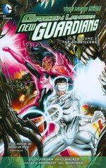 Green Lantern - New Guardians 5
