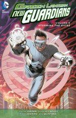 Green Lantern - New Guardians 6