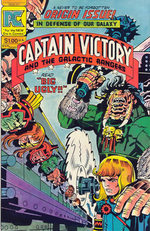 Captain Victory 11