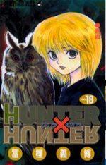 Hunter X Hunter 18