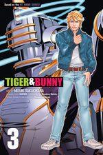 Tiger & Bunny 3