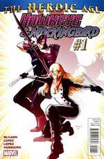 Hawkeye and Mockingbird 1