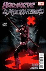 Hawkeye and Mockingbird 4