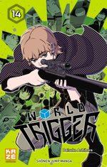 World Trigger # 14