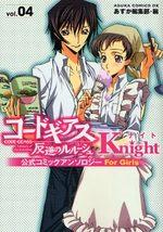 Code Geass Knight for Girls 4 Manga