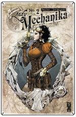 Lady Mechanika # 2