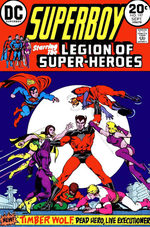 Superboy and the Legion of Super-Heroes 197