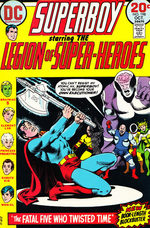 Superboy and the Legion of Super-Heroes 198
