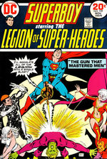 Superboy and the Legion of Super-Heroes 199