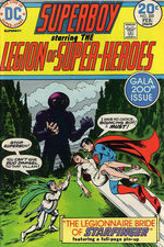 Superboy and the Legion of Super-Heroes 200