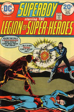 Superboy and the Legion of Super-Heroes 201