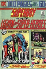 Superboy and the Legion of Super-Heroes 202