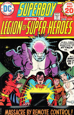 Superboy and the Legion of Super-Heroes 203