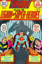 Superboy and the Legion of Super-Heroes 204