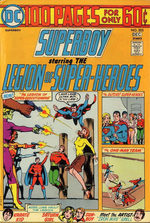 Superboy and the Legion of Super-Heroes 205