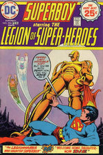 Superboy and the Legion of Super-Heroes 206