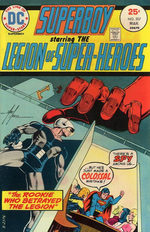 Superboy and the Legion of Super-Heroes 207