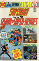 Superboy and the Legion of Super-Heroes 208