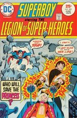 Superboy and the Legion of Super-Heroes 209