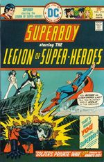 Superboy and the Legion of Super-Heroes 210
