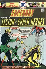Superboy and the Legion of Super-Heroes 211