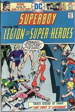 Superboy and the Legion of Super-Heroes 212