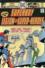 Superboy and the Legion of Super-Heroes 214