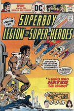 Superboy and the Legion of Super-Heroes 216