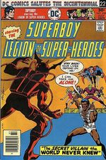 Superboy and the Legion of Super-Heroes 218