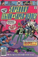 Superboy and the Legion of Super-Heroes 219