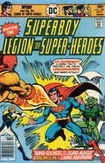 Superboy and the Legion of Super-Heroes 220
