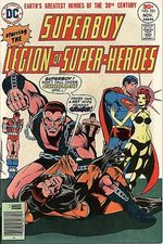 Superboy and the Legion of Super-Heroes 221