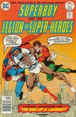 Superboy and the Legion of Super-Heroes 222
