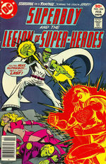 Superboy and the Legion of Super-Heroes 224