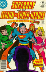 Superboy and the Legion of Super-Heroes 228