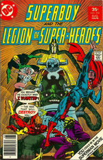 Superboy and the Legion of Super-Heroes 230