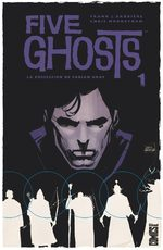 Five Ghosts # 1