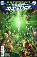 Justice League # 9