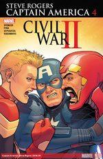 Captain America - Steve Rogers 4