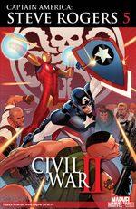 Captain America - Steve Rogers 5